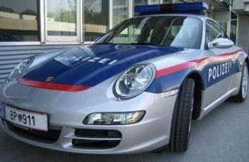Porsche 911 para la policía de Austria