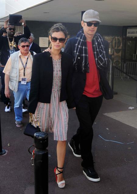 Rachel Bilson conquista las calles de Cannes con Isabel Marant (sin olvidarse de Zara)