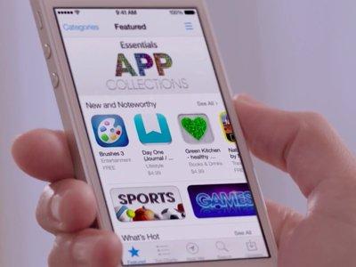 La App Store obtuvo cifras récord durante el día de Año Nuevo