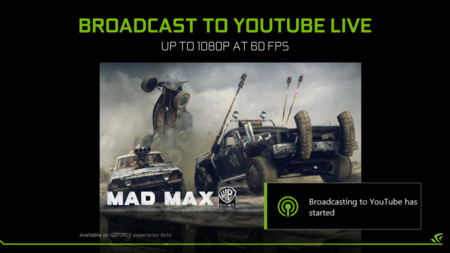 Nvidia Gfe Beta Youtube Streaming