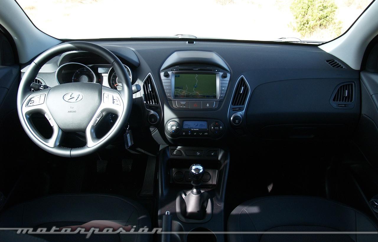 Foto de Hyundai ix35  (miniprueba en Madrid) (22/23)
