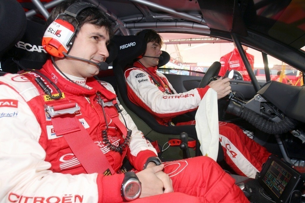 Foto de Citroen WRC Portugal 2007 (6/16)