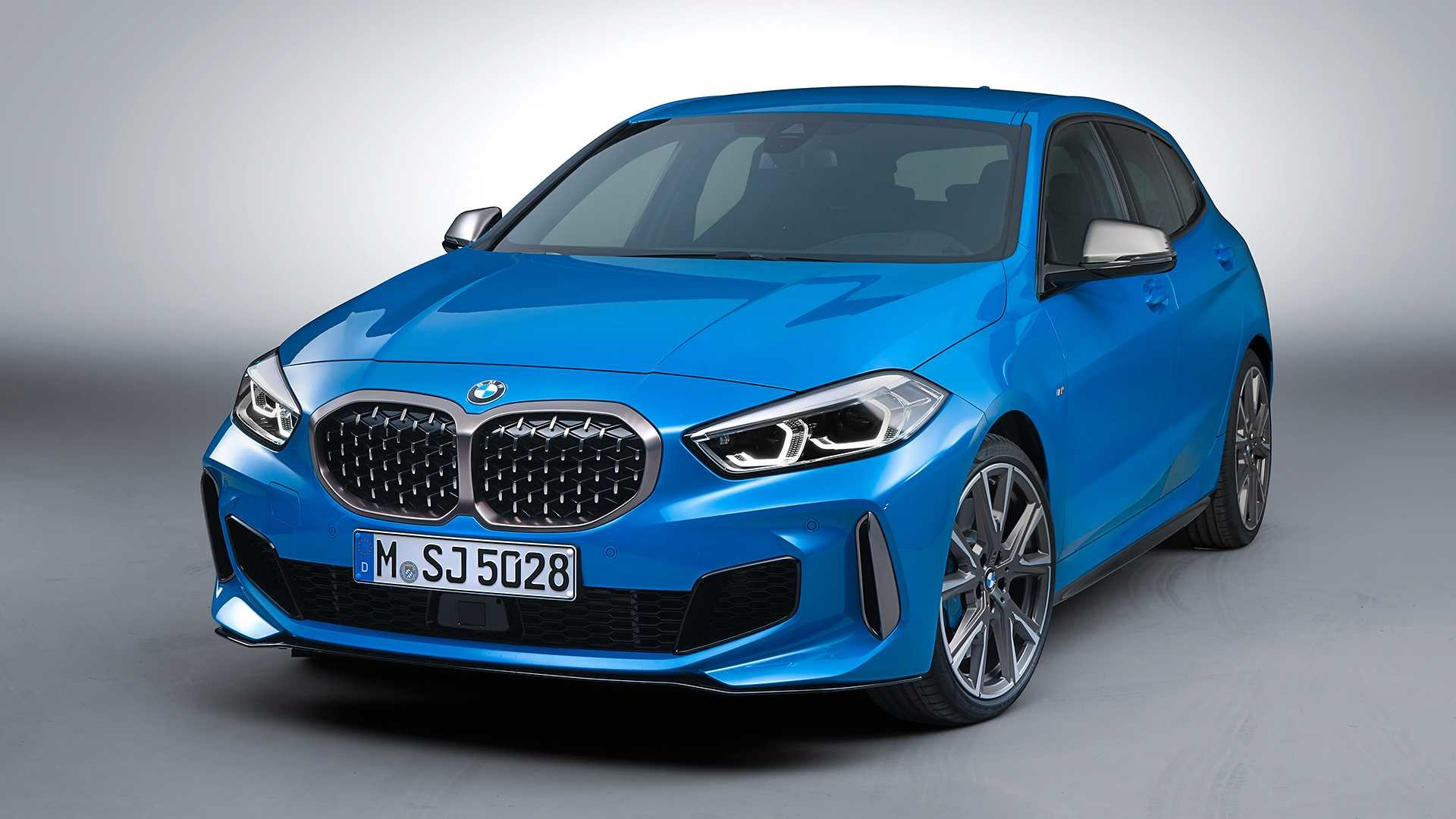 Foto de BMW Serie 1 2020 (32/66)