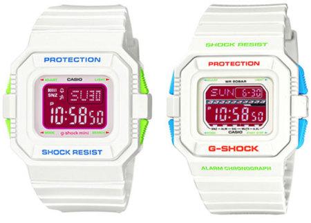 Casio lanza una edición especial de sus G-Shock para San Valentín