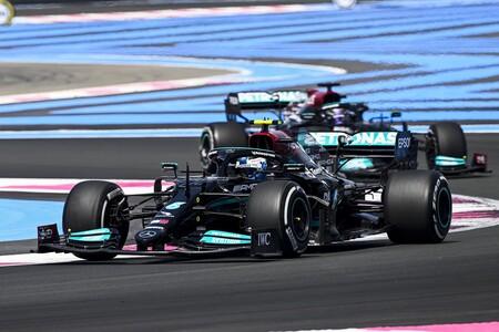 Bottas Francia F1 2021