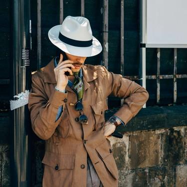 El mejor street-style de la semana hace del sombrero Panamá la estrella de los looks de verano
