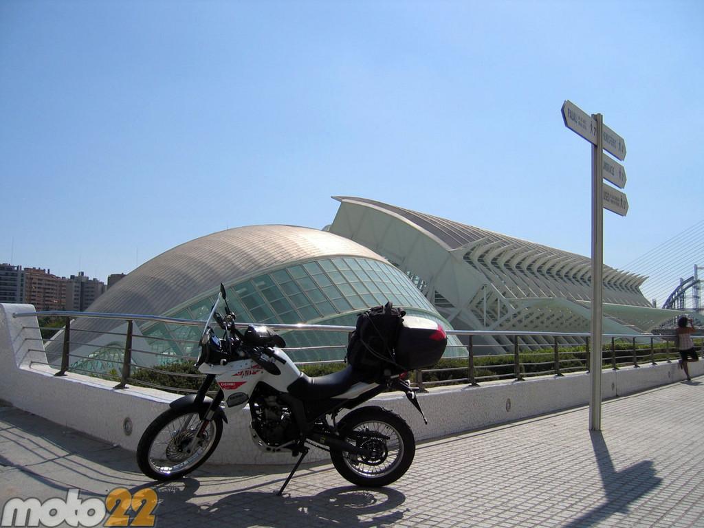 Foto de Las vacaciones de Moto 22, Alicante-Barcelona (2/23)