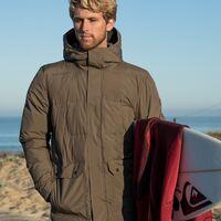 Ofertas Flash en Quiksilver: 25% extra de descuento en chaquetas, cazadoras, sudaderas y camisetas ahora rebajadas hasta un 60%
