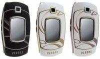 Samsung Versus e500, con un toque de diseño