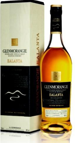 Glenmorangie presenta Ealanta, whisky de 1993 edición limitada con un toque americano