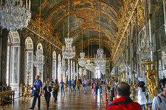 Versailles - Espejos
