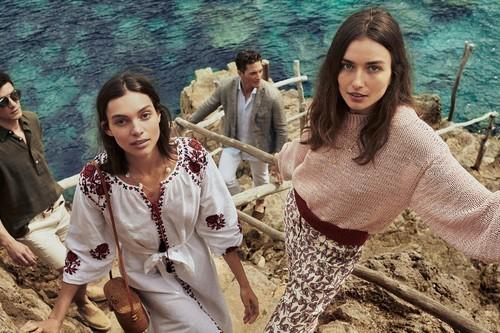 12 vestidos de lino de Zara, Mango y Bershka con los que el calor del verano se lleva mucho mejor