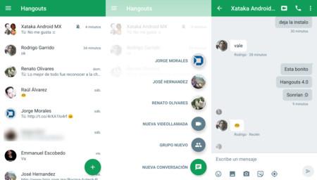 Hangouts App 4