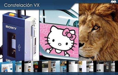La muerte del Walkman, MacOs X Lion y el coche favorito de Alex. Constelación VX XXVIII