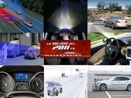 Mejor avance en seguridad: lo mejor de 2011 en Motorpasión