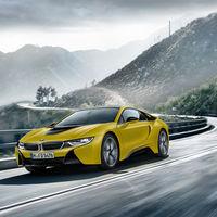 ¡Sólo hay cinco! El BMW i8 Protonic Frozen Yellow Edition ya está en México