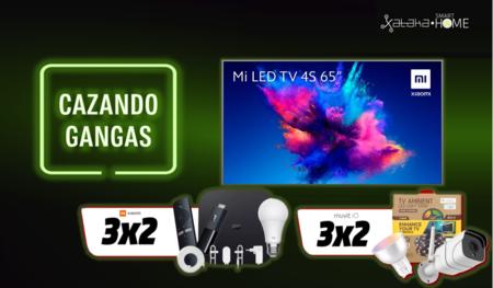 3x2 en Smarthome Xiaomi y MUVIT IO, el aire acondicionado de Lidl por 169€, adaptadores PLC al 20% y más: Cazando Gangas