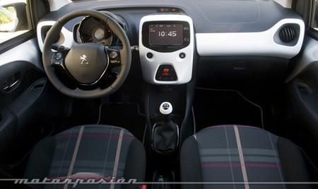 Peugeot 108, toma de contacto