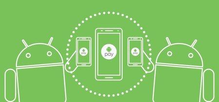 Android Pay comienza a integrarse con las aplicaciones de los bancos