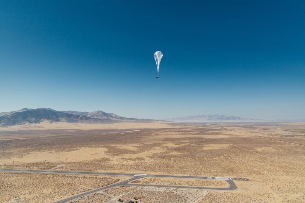 Los globos de Loon comienzan a funcionar a nivel comercial: 35 globos darán acceso a Internet en un área de 50.000 km2 en Kenia