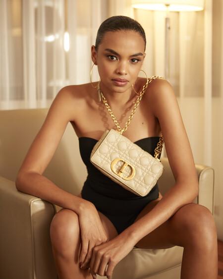 Stars In Dior Caro Bag Lucy Ramos