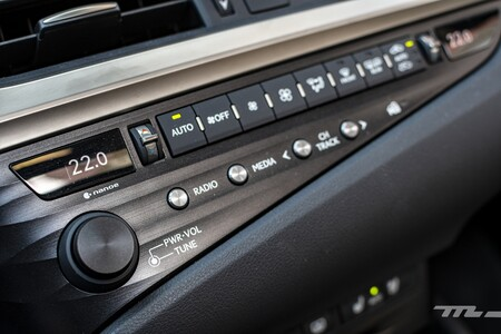 Lexus Es 300h 2021 Prueba 033