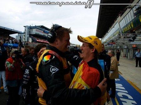 24 Horas de Le Mans Lucas Ordoñez