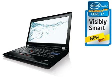 Lenovo ThinkPad X220: panel IPS de 12.5 pulgadas y procesadores Core i7