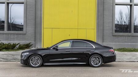 Mercedes Benz S 500 4matic 2021 Prueba 007