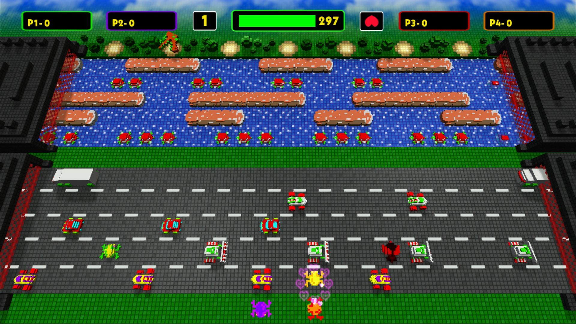 Foto de 200312 - Frogger: Hyper Arcade Edition (3/11)