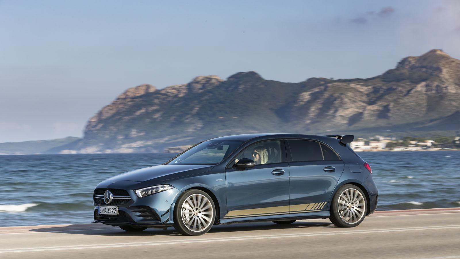 Foto de Mercedes-AMG A35 (presentación) (74/122)