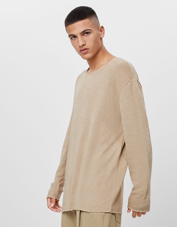 Jersey ligero de manga larga