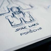 Porsche diseñará una nave Star Wars con guiños al Taycan para acompañar el estreno de 'El ascenso de Skywalker'