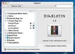 Diablotin: Controla las preferencias de tu Mac