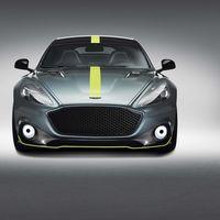 Aston Martin Rapide AMR, un sedán para una familia de carreras