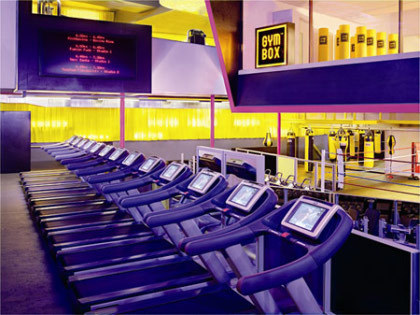 Gimnasio St. Martins Lane