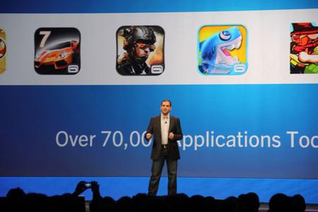1 de cada 5 aplicaciones de BlackBerry 10 ha sido portada de Android