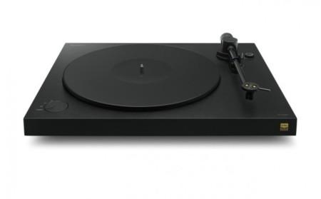 El nuevo tocadiscos de Sony se ofrece para digitalizar tu colección de vinilos