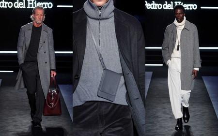 Pedro Del Hierro Otono Invierno 2020 Madrid Fashion Week Trendencias Hombre 03