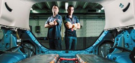 Dos ingenieros españoles desarrollan un Nissan LEAF de 48 kWh para arrasar en el ECOseries
