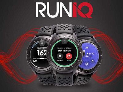 RunIQ: el nuevo reloj diseñado para runners (y creado por runners)