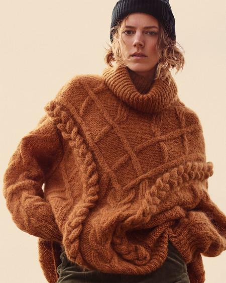 Zara trae el lookbook más calentito para cuando aprieta el frío
