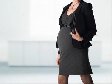 ¿Cuándo anunciar el embarazo en tu trabajo?