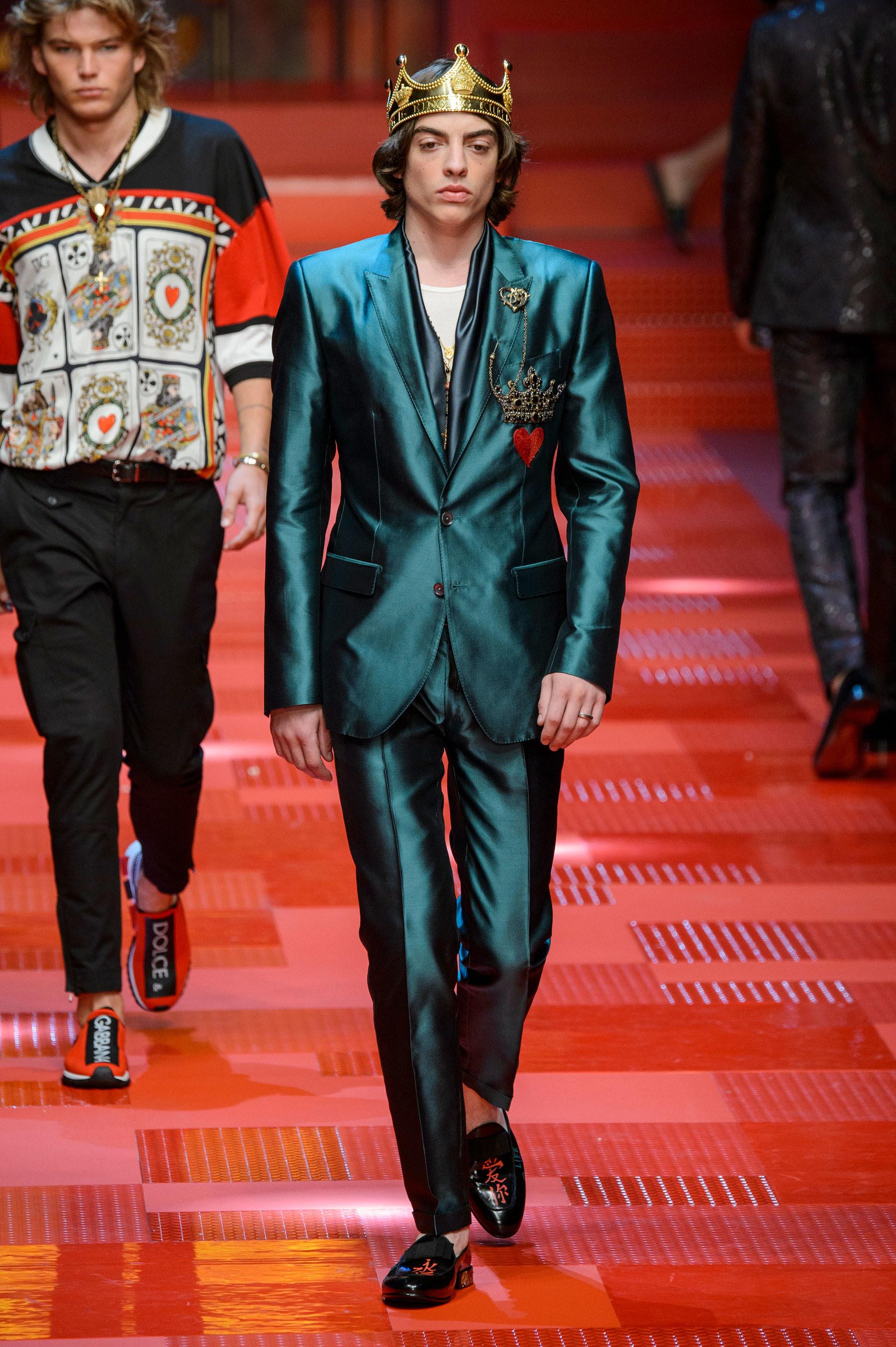 Foto de Dolce & Gabbana desfile (36/72)