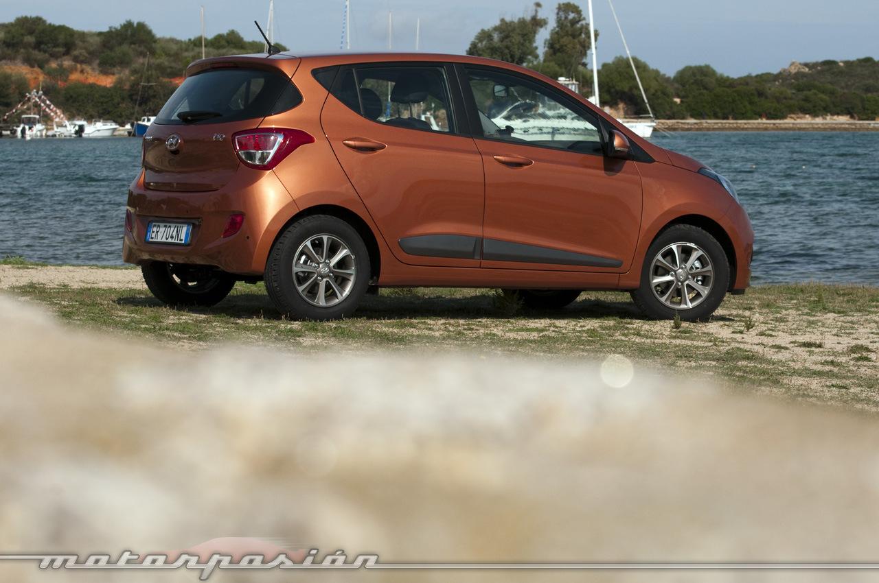 Foto de Hyundai i10 2013 (presentación) (2/28)