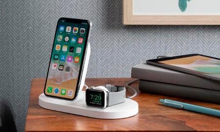 La base de carga Belkin Boost Up para tu iPhone y tu Apple Watch está superrebajada en Amazon: ahora nos la dejan en sólo 88 euros
