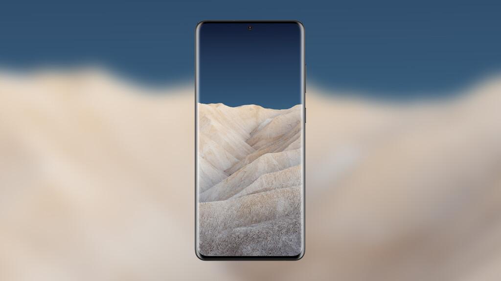 Ya puedes descargar el fondo de pantalla filtrado de Android 12