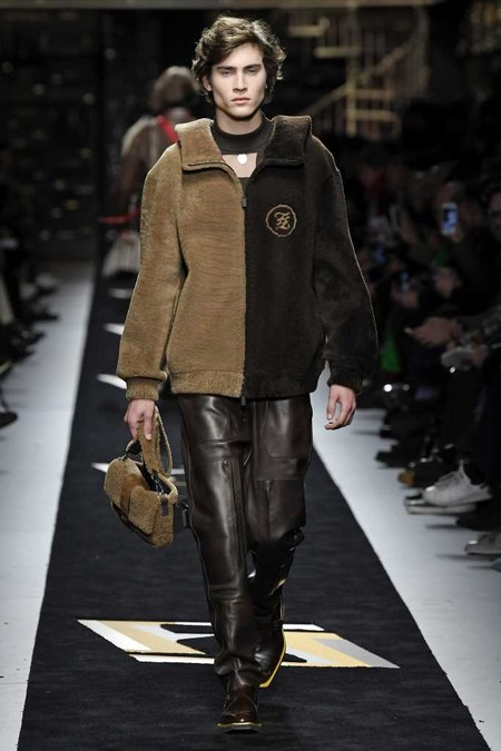 Fendi Fall Winter 2019 Milan Fashion Week 11