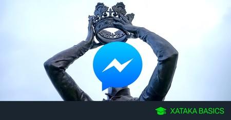 Cómo editar los administradores de un grupo de Facebook Messenger
