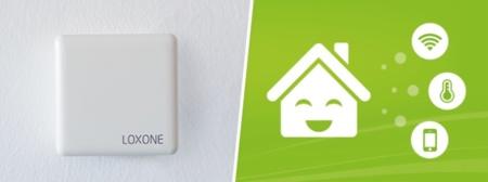 Loxone presenta su nuevo sensor de temperatura y humedad
